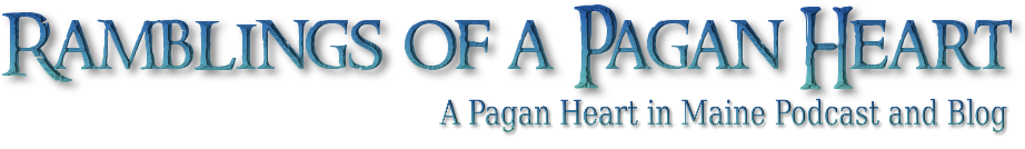 Ramblings of a Pagan Heart